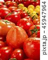 トマト ミニトマト プチトマトの写真 45947964