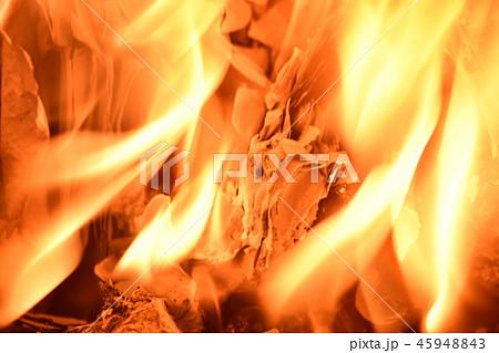 炎と紙 45948843