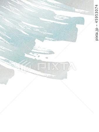 背景素材 水彩テクスチャー 銀色 45953074