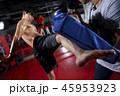キックボクシング ミドルキック キックの写真 45953923