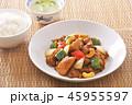 鶏肉のカシューナッツ炒め 45955597