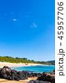 海 海岸 風景の写真 45957706