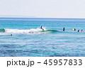 海 ビーチ 波の写真 45957833