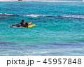 海 波 サーフィンの写真 45957848