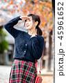 女性 人物 ポートレートの写真 45961652