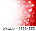 ハート 輝き ハート柄のイラスト 45964353