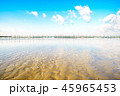海 透明 空の写真 45965453