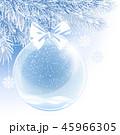 クリスマス 2019 ボールのイラスト 45966305