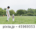 家庭 家族 男の子の写真 45969353