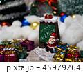 クリスマス 飾り メリークリスマスの写真 45979264