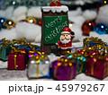 クリスマス 飾り メリークリスマスの写真 45979267