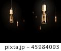 明かり 電球 球根のイラスト 45984093
