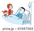 入院・お見舞い 45987068