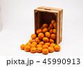 オレンジ オレンジ色 橙の写真 45990913