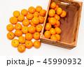 オレンジ オレンジ色 橙の写真 45990932