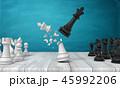 チェス キング 王のイラスト 45992206
