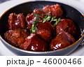 料理 写真 フォトの写真 46000466