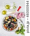 食 料理 食べ物の写真 46000944