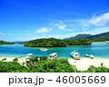石垣島 川平湾 夏の写真 46005669