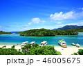 石垣島 川平湾 夏の写真 46005675