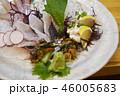ウニ 雲丹 海苔 Nori レモン 刺身 タイ ワサビ 魚介 海鮮 キュウリ 46005683