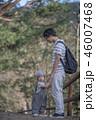 家庭 家族 男の子の写真 46007468