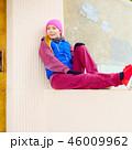 運動 エクササイズ 女の写真 46009962