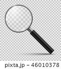 拡大鏡 虫眼鏡 ルーペのイラスト 46010378