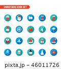 ベクター クリスマス ギフトのイラスト 46011726