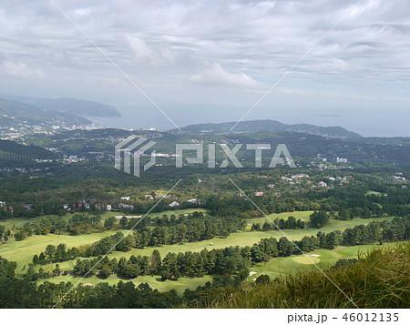 大室山の眺望 46012135