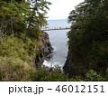 城ヶ崎海岸 門脇吊橋(伊豆半島ジオパーク) 46012151