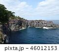城ヶ崎海岸 海岸 崖の写真 46012153