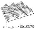 3Dイラスト アウトライン パネルのイラスト 46015375