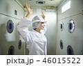 食品工場 エアシャワー 46015522