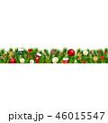 バックグラウンド 背景 クリスマスのイラスト 46015547