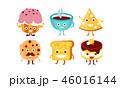 スイート 甘い 甘口のイラスト 46016144