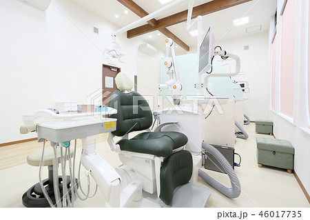 新築歯医者の診療室 46017735