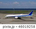 飛行機 旅客機 空港の写真 46019258