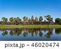 カンボジア・アンコールワット 46020474