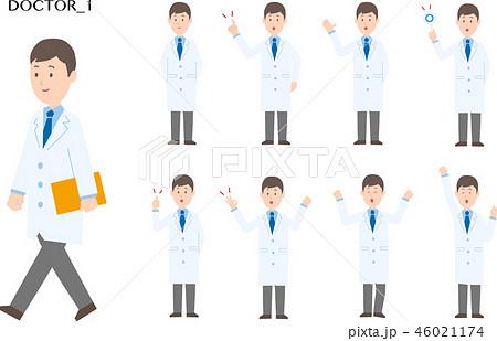 男性ドクター1 46021174