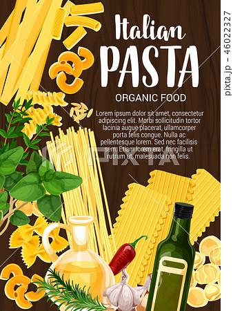 Cuisine of Italy, Italian pasta, olive oil 46022327