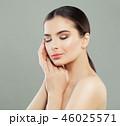 女 女の人 女性の写真 46025571
