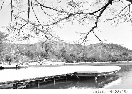 雪景色 46027195