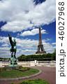 エッフェル塔 フランス観光 パリ  46027968