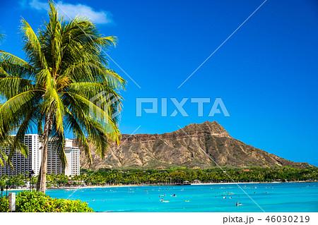 《ハワイ》ワイキキビーチ・ホノルル 46030219