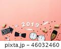 謹賀新年 正月 賀正の写真 46032460