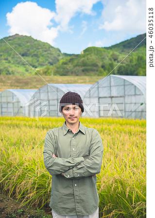 農業 男性 46035118