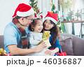 ファミリー 家庭 家族の写真 46036887