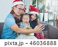 ファミリー 家庭 家族の写真 46036888