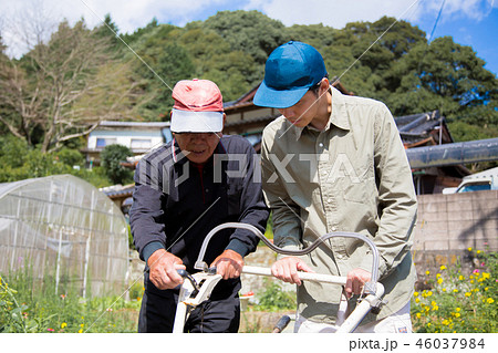 農業 男性 46037984